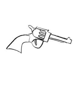 Westernrevolver - Revolver